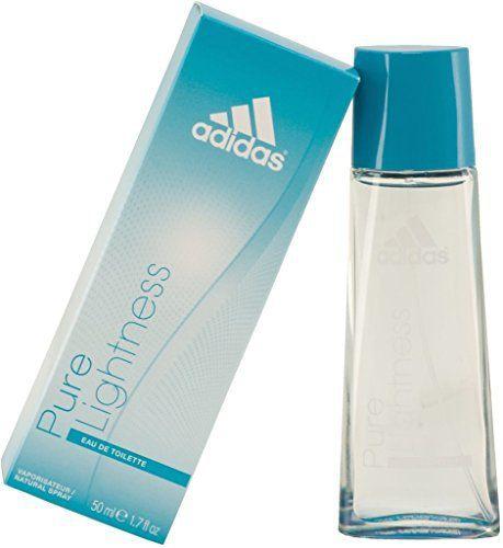 adidas Pure Lightness Eau de Toilette 50 ml: Tweet Adidas Pure Lightness de Adidas Parfum pour Femme – Eau de Toilette Vaporisateur / 50 Ml…