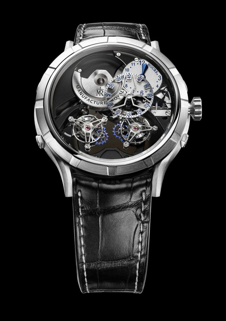 The Stylish Manufacture Royale 1770 Micromegas Revolution