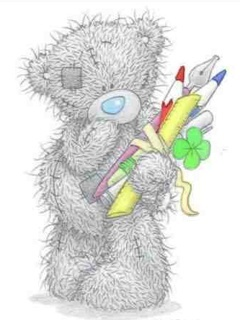 tatty teddy bear wallpaper