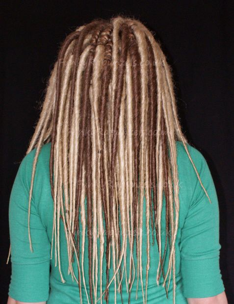 How to Install Synthetic Double Ended Dreads  Omg I want to do this!!!