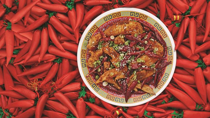 Make Mission Chinese Food's highly addictive and spicy chicken wings.