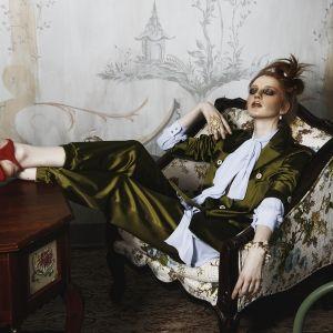 Anastasia Dokuchaeva S/S 16