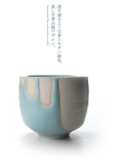 Hirokazu Ichikawa - upsidedown glaze