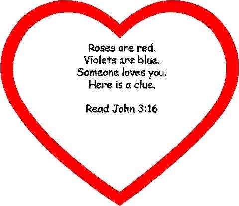JOHN: 3:16