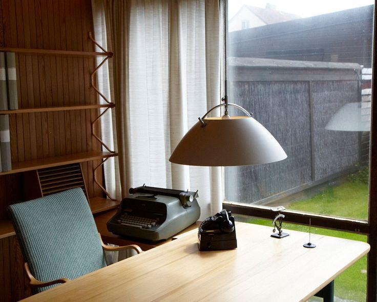 Bruno Mathsson HQ, Varnamo Sweden.  ©lesliewilliamson