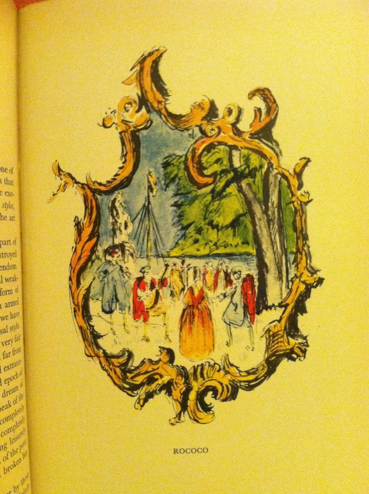 From The Arts written and illustrated by Hendrik Willem van Loon