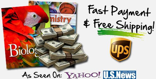 Sell us your used books and get cash now! At MyBookBuyer.com, we offer great prices, excellent customer service and fast payment.