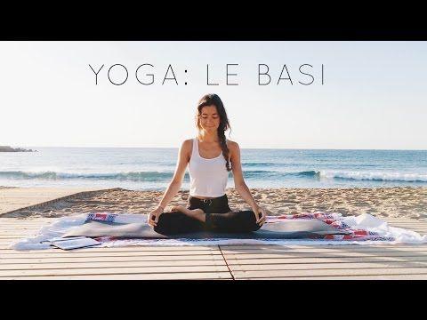 Yoga - lezione completa adatta a tutti - YouTube