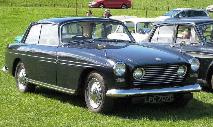 1965-1967 Bristol 409, the Bristol 409 was the third series of cars from British manufacturer Bristol Cars powered by Chrysler V8 engines. It was actually introduced before the older Bristol 408 went out of production and only gradually supplanted that model after a year.