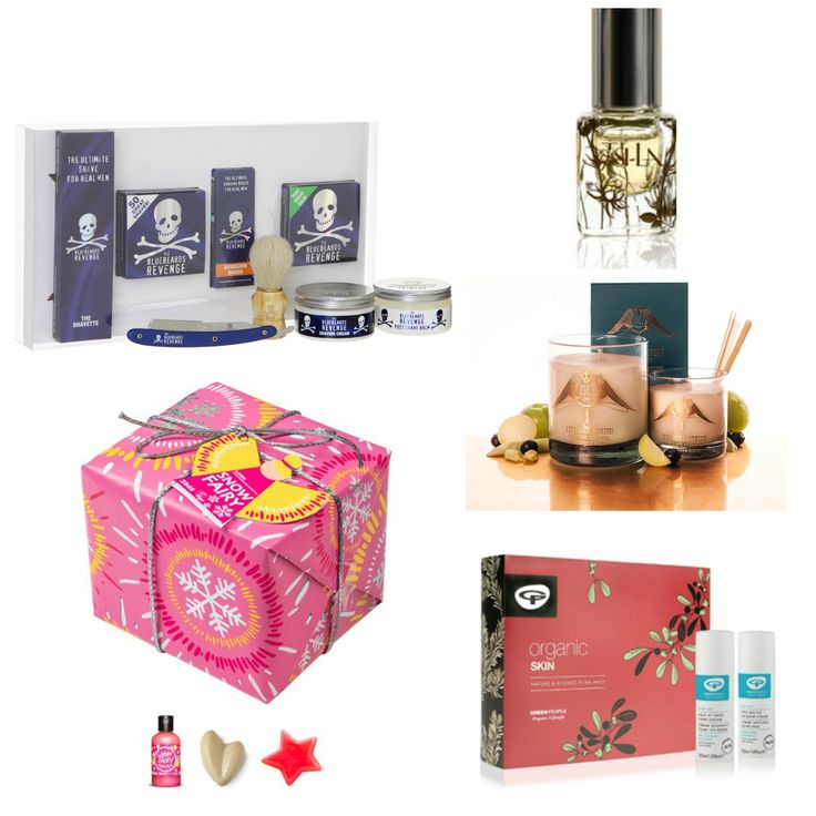 Natural beauty gift ideas