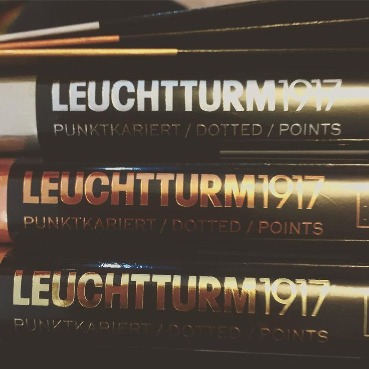My @leuchtturm1917 limited editions arrived today!  #leuchtturm1917 #leuchtturmmetallic #leuchtturmlimitededition #gold #silver #copper #bulletjournal #bujo #stationeryaddict #stationery