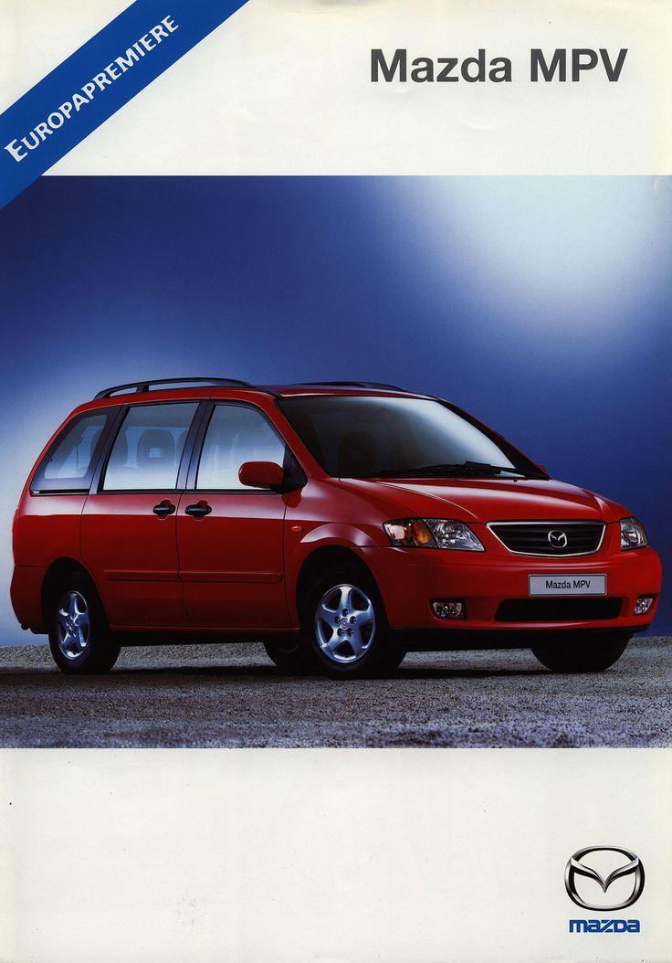 https://flic.kr/p/Gb6uXJ | Mazda MPV; 1999_1