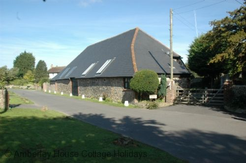 Sussex barn sleeps 4 ! selfcatering accommodation, Flansham, Bognor Regis, Sussex - Wellow Barn Holiday cottage to rent