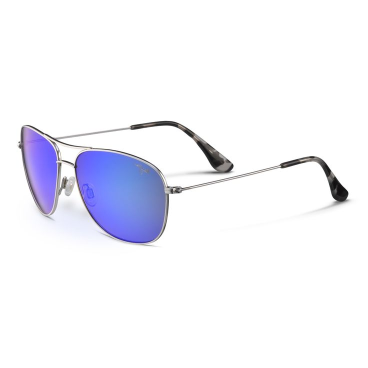 Maui Jim B247-17 Aviator Hawaii Sunglasses