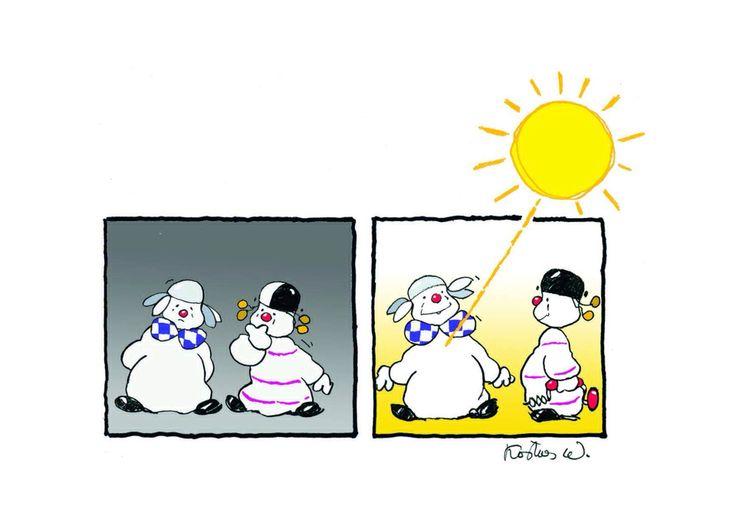 Cada uno somos un sol para el otro