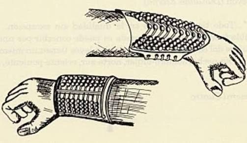 Los olmecas diseñaron un instrumento para calcular que era muy semejante a una computadora manual, con el que se podía sumar, restar, multiplicar y dividir.