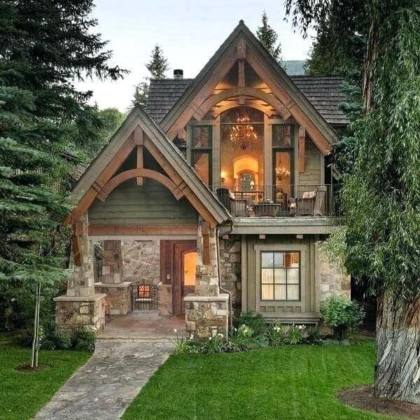 Mountain Style House Plans Feat Simple Mountain Home Plans Beautiful Mountain Lodge Style House Plans Small Cottage Homes Cottage House Exterior Small Cottage