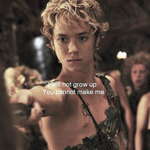 When someone tries to stop me watching Disney | Peter Pan