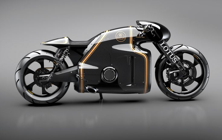 lotus announces their first motorcycle designed by daniel simon