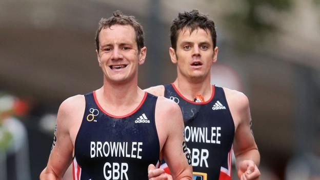 World Triathlon Series: Alistair and Jonny Brownlee first and second in Leeds http://www.bbc.co.uk/sport/triathlon/40240790