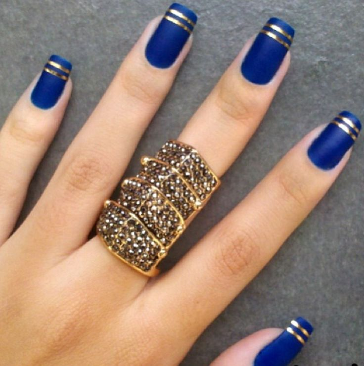 Nice blue