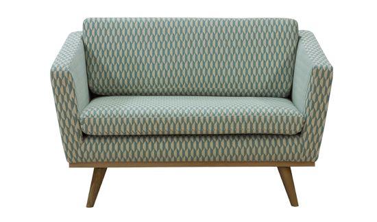 Grand fauteuil ou petit canapé, chez Red Edition on l'appelle le « love seat » !