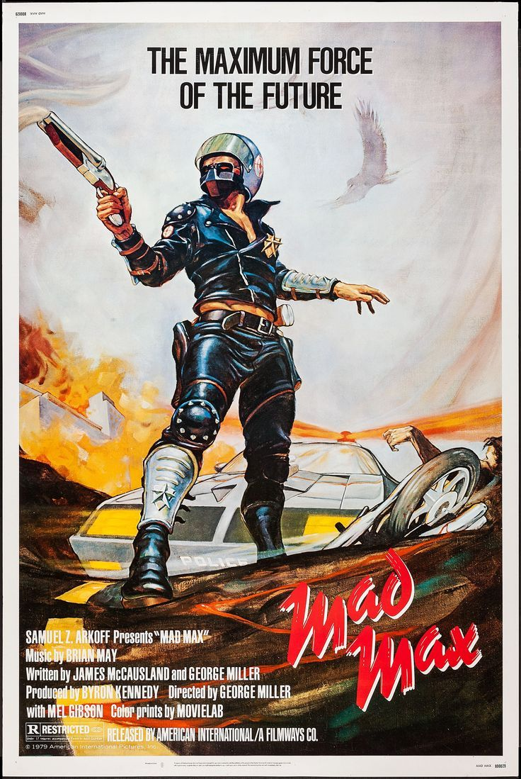 The original 1979 poster for 'Mad Max' is a thing of beauty. http://ift.tt/2j1aLo5 #timBeta