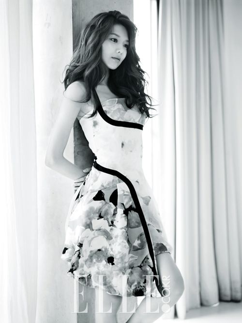 [PHOTOSHOOT] Sooyoung for ELLE Korea September 2013 Issue