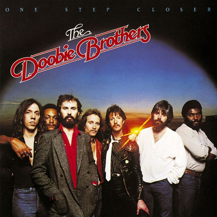 The Doobie Brothers One Step Closer - vinyl LP