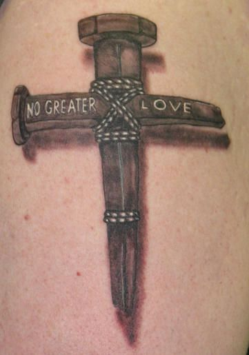 Image detail for -cross-tattoo-3 | Tattoo Flux | Tattoos Designs | Tattoo Sketches ...