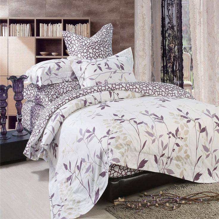 Shop North Home Bedding Iris 4 Piece 220 Thread Count