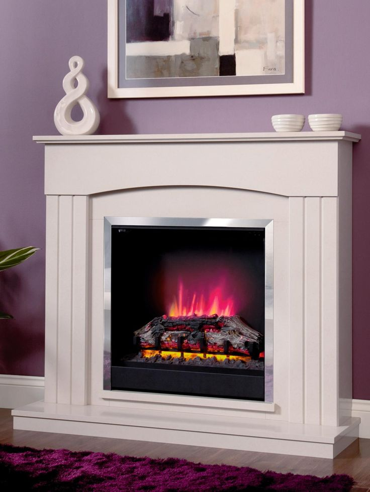 Fireplace Co Part - 26: Be Modern Linmere Electric Fireplace Suite