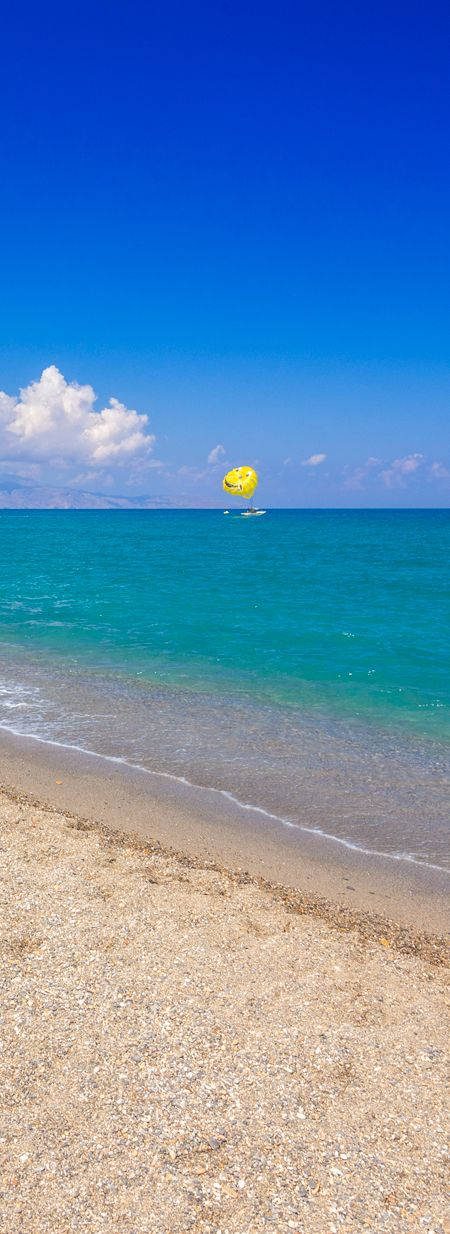 Platanias Beach in Crete