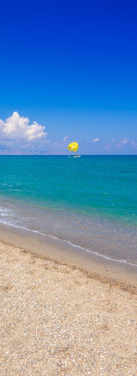 Platanias Beach in Crete