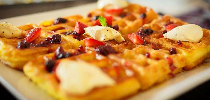 Waffle HEAVEN!