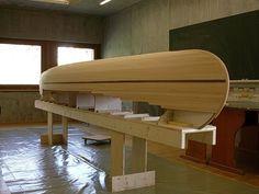 Custom Made Canoe