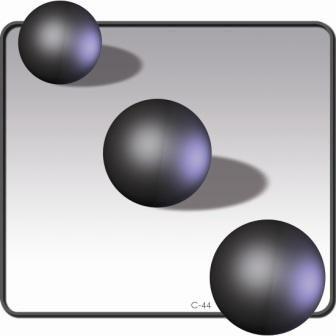 C-44 Spherical Bollards