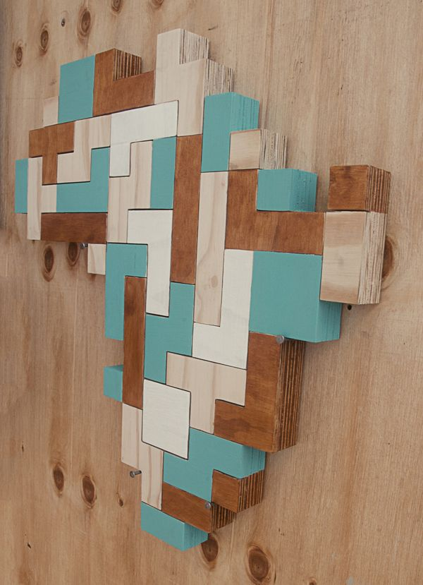 Wood for your soul (part 1) on Behance