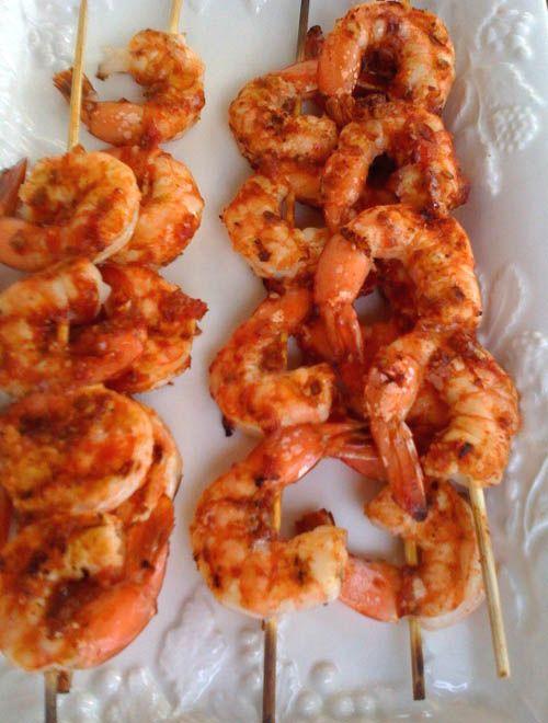 Camarones al Chipotle (Chipotle Shrimp)