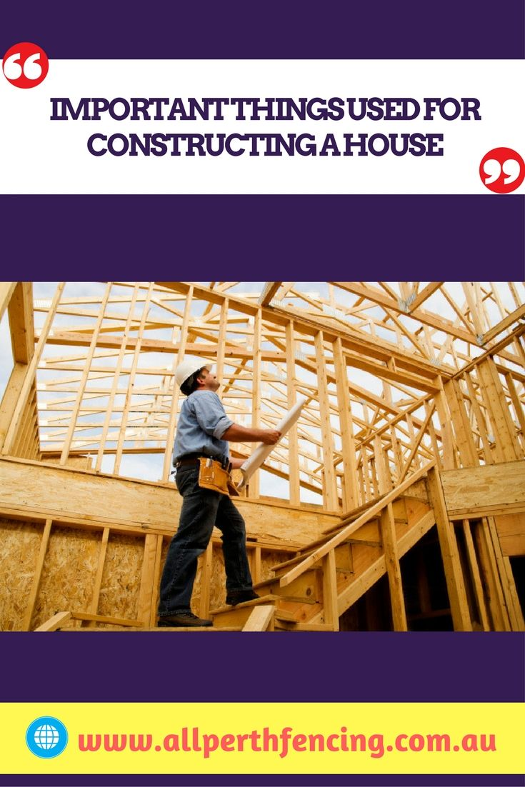 Constructing a house requires incorporation as well as consideration of several essential things, without which the project cannot be completed. Tools and materials are not the only requirements, as many people tend to think. The other vitals include plans, permits, heavy equipment, safety equipment, inspections and power sources.
