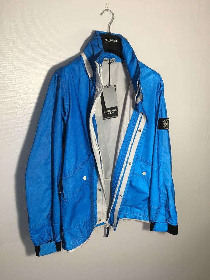Stone Island White Label reflective jacket Size US L / EU 52-54 / 3