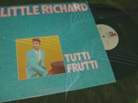 Little Richard And His Band‎ ‎– Tutti-Frutti (1955)
