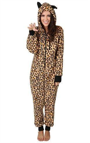 Cheetah Print Onesie