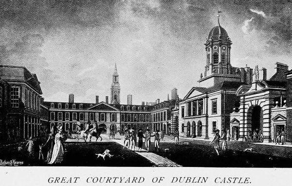 Dublin Castle Permalien de l'image intégrée