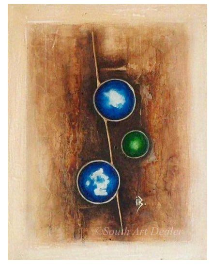 "South ART Dealer on Twitter: ""👇#AvailableWorkSouthArtDealer👇Starting to collect #LatinAmericanArt ? #IrisBurchi 👉info@southartdealer.com https://t.co/fSBJUPXswU"""