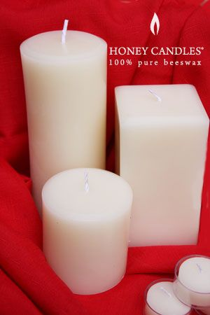 Made in Canada Gifts – Pearl Beeswax Candles #giftideas