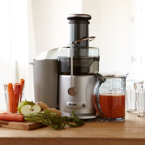 Need this ASAP!  Breville Juice Fountain Plus $149.95 Williams-Sonoma
