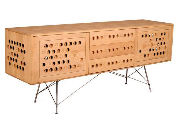 Резная мебель Zanat