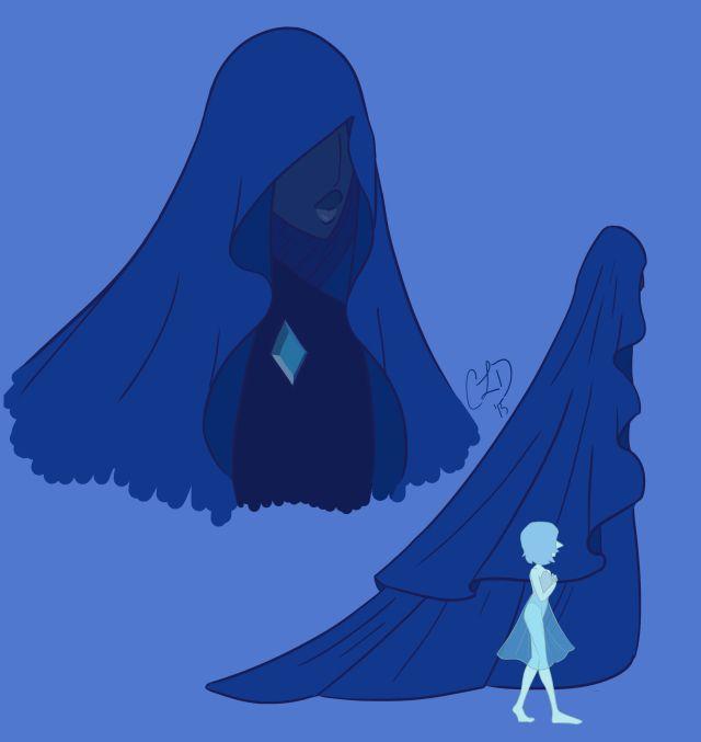 Blue Diamond + Pearl | Steven Universe