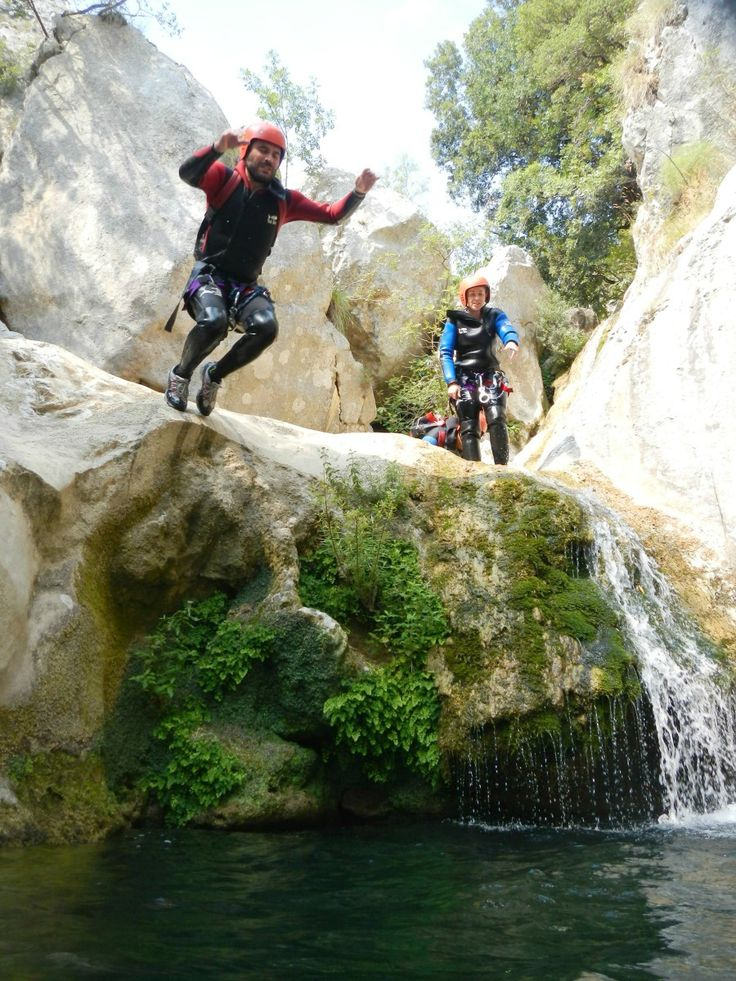 "Take part in the Medjurecje Canyon excursion as part of our ""Adrenaline"" multi-activity package."